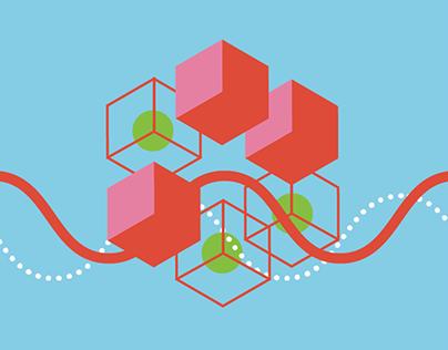 IBM Cognitive Business / Illustrations