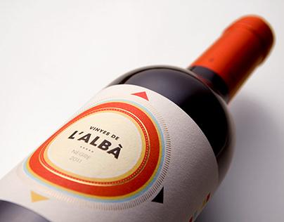 Vinyes de l'Albà