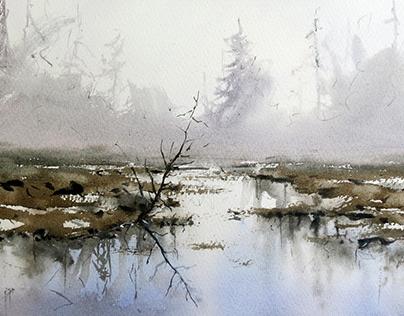 The mystical mist
