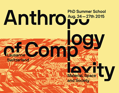 Anthropology of Complexity