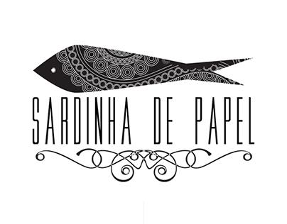 Sardinha de Papel Flyer