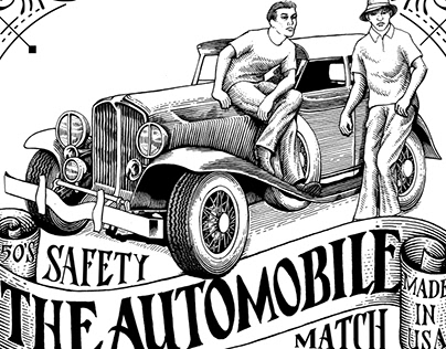 The Automobile Safety Match