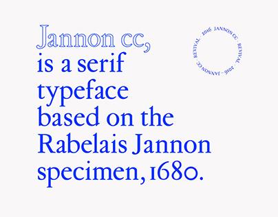 Jannon CC