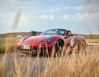 Matera and the Porsche 718 Boxster GTS