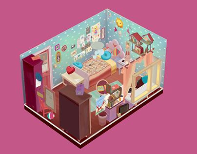 Fairy's room