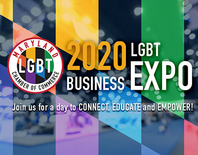 Maryland LGBT Business Expo Graphics