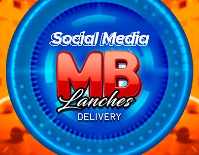 SOCIAL MEDIA   MB LANCHES