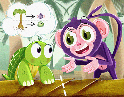 The Tortoise and the Monkey