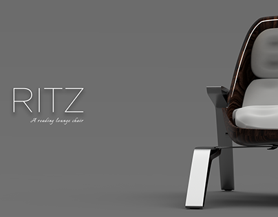 Ritz | A lounge chair design