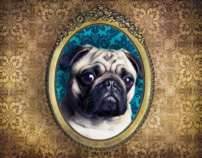 Victorian Pet Portraiture