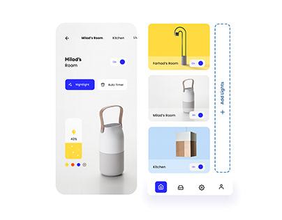 Lighting App