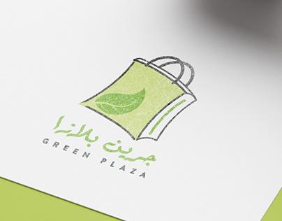 Green Plaza Logo Upgrade