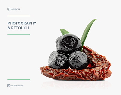 Photography & Retouch