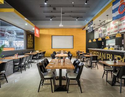 Urban Burger - Westgate Mall [Nairobi]