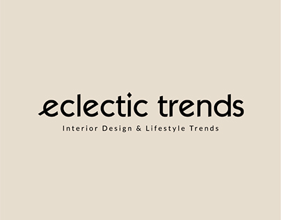 Brand Identity for Eclectic Trends