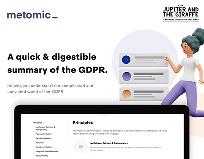 Metomic_ GDPR | Website Build