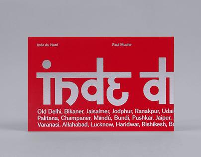 Inde - Carnets d'architectes