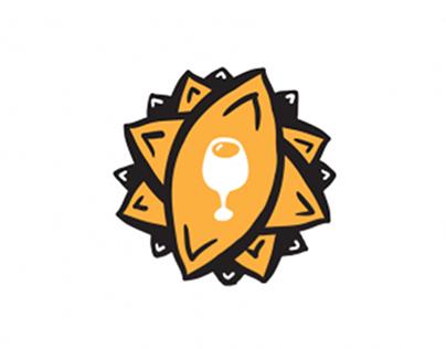 Khachapuri & wine   restaurant   identity branding