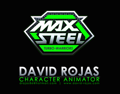 MaxSteel Turbo-Warriors
