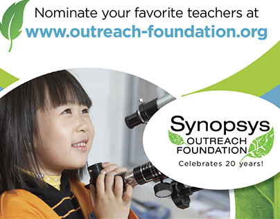 Nominate your favorite teachers