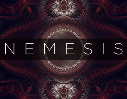 Nemesis - Grand Julian Fractal Print