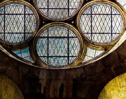 Les lumières de Santa-Maria d'Alcobaça