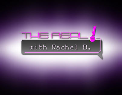 The Real with Rachel D [Radio Drop]