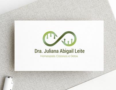 Logo Dra. Juliana Abigail