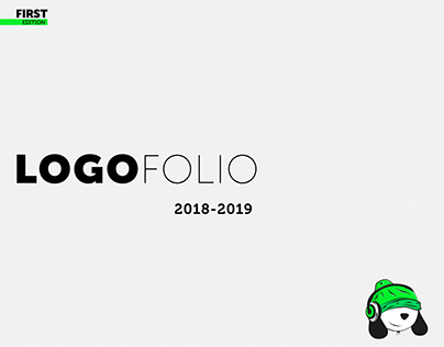 LogoFolio // First Edition