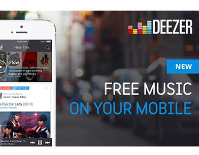 Deezer - 2013 2014