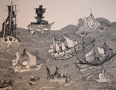 Ship Collection II