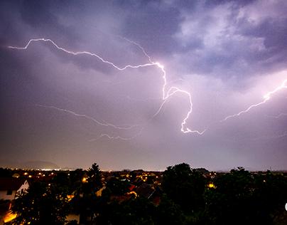 Lightning madness