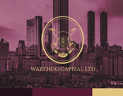 Branding & Logo - Warthog Capital LTD