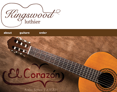 Kingswood | Classical Guitar Luthier