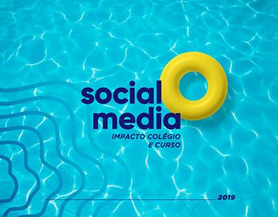 SOCIAL MEDIA | Colégio Impacto