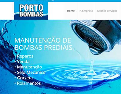 Site Porto Bombas
