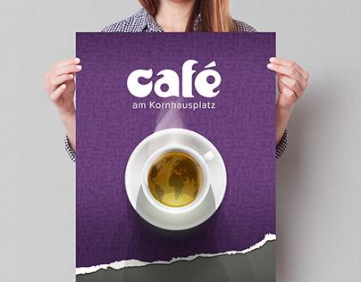 Café am Kornhausplatz // Branding