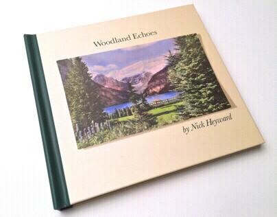 Nick Heyward 'Woodland Echoes' album - media book