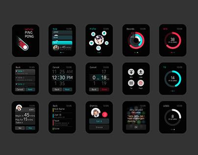 Apple Watch UX Design