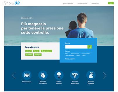 Digital Magazine and Community of Medical Information
