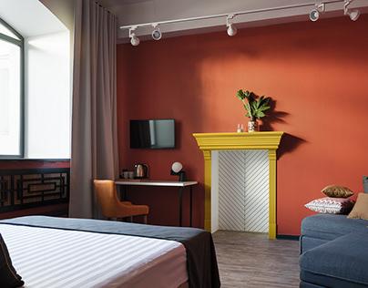 Karelinn Hotel. Built 2 2018