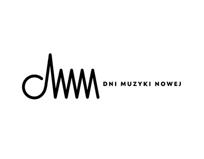 Logotype DMN (New Music Days Festival)