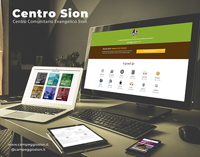 Centro Sion || Website