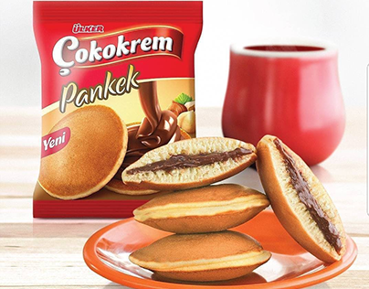-Çokokrem Pankek-