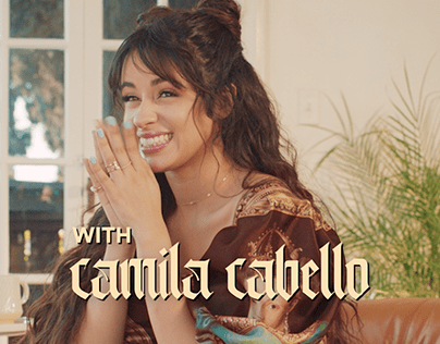 """Camila Cabello"" for Spotify"