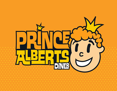 Prince Albert's Diner - Re-Branding & Promotion