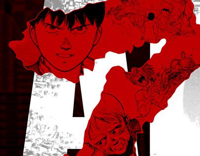 Akira Poster Redesign