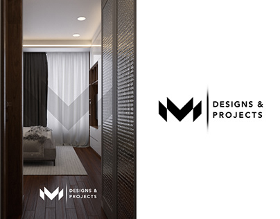 Architectural Bedroom Interior By M-Designs & projects