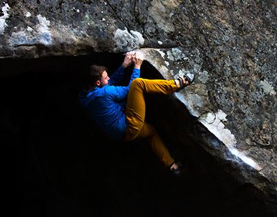 Bouldering - Leavenworth, WA
