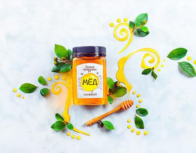 Sweet Honey: Product Photography